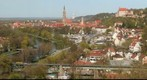 Landshut - seen from the Klausenberg     v1.1