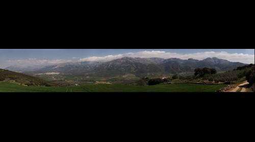 Sierras de los Camarolos y el Jobo