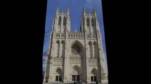 Washington National Cathedral-West Front