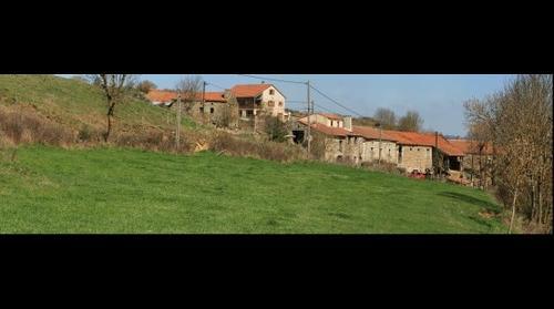 France la lozere village proche chapeauroux