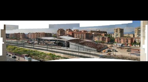 Soterramiento Estacion tren Logrono