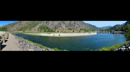 Clark Fork of the Columbia
