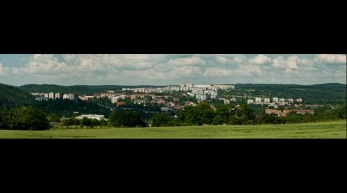 Bystrc district (Brno, Czech republic)