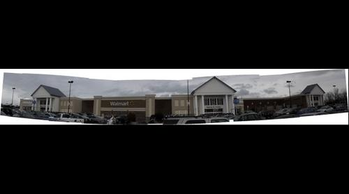 Large Walmart