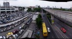 View from Mo Chit Station, Bangkok, 20th April 2011