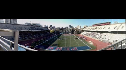 Franklin Field at Upenn