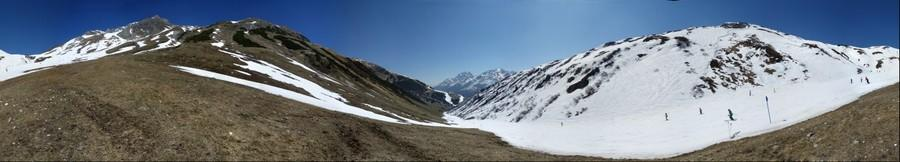 Spring (or summer) in Arlberg