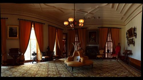 'Iolani Palace Interiors - Gold Music Room