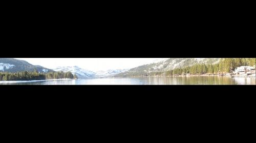 Donner Lake - Lake View