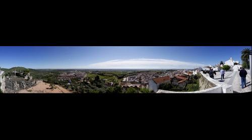 Vista desde Elvas
