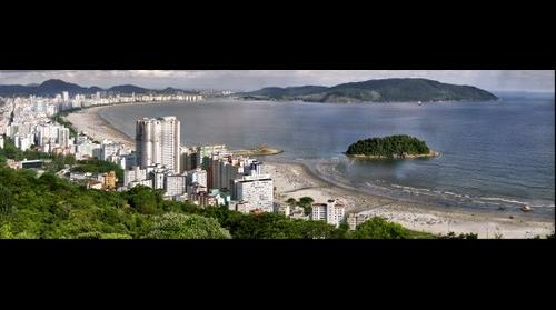 Morro Voturuá - Santos/SP