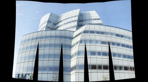 Frank Gehry's IAC Building in Chelsea