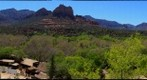 Sedona, AZ - View of Oak Creek from the Balcony of Pink Jeep Tours