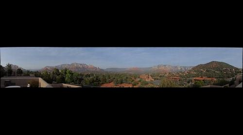 Sedona From Best Western Hotel