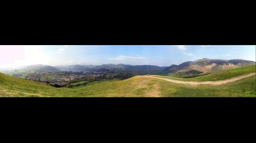 Keswick and Derwent Valley from Latrigg Version 2