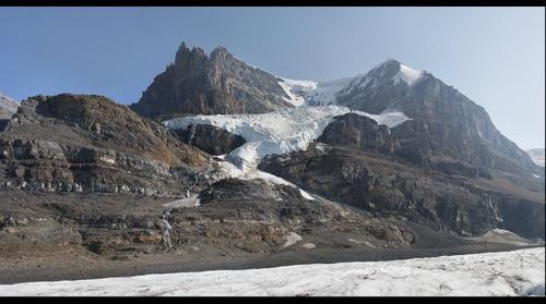 2009-08-30 - Glacier Pano
