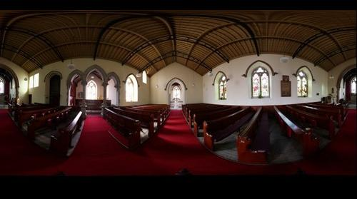 St. Patricks Church Glenarm