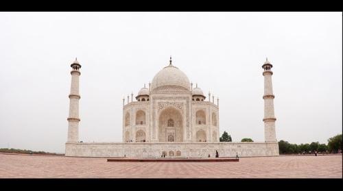 Taj Mahal East Face