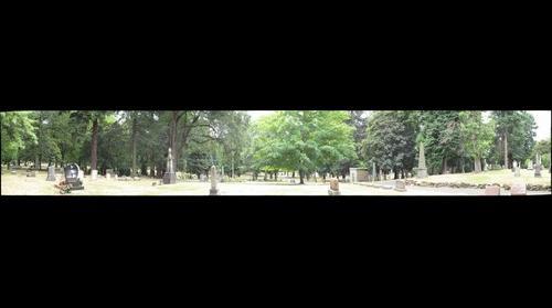Lone Fir Cemetery 1