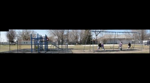 Harlem Elementary Playground