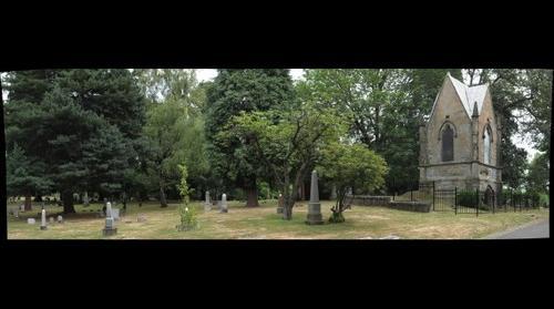 Lone Fir Cemetery 2