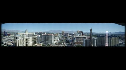 From 61st Floor of Cosmopolitan Vegas