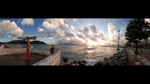 Ponta da Praia, Santos - Brasil