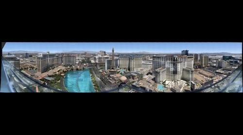 Super High Resolution Image of Las Vegas