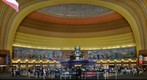 Cincinnati Union Terminal lobby