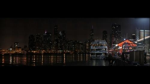 Chicago South from Navy Pier