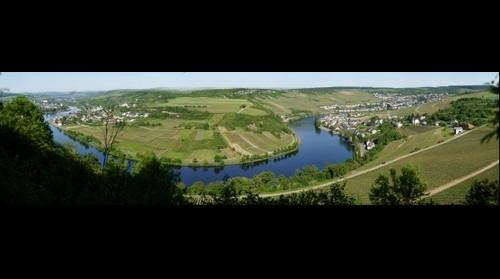 Europe, Luxemburg, Grevenmacher Wellen Machtum Nittel