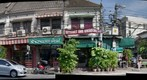 Corner of Thanon Chakrabongse and Soi Rambuttri, Bangkok, Thailand, 9th May 2011.