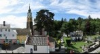 GP110 Portmeirion May 2011 from the Dome and FIND THE CUDDLY MONKEY