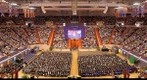  Afternoon Graduation at Clemson University May 2011