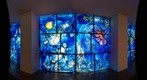 Chagall&#39;s America Windows - Panel 2