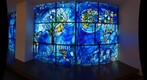 Chagall&#39;s America Windows - Panel 3