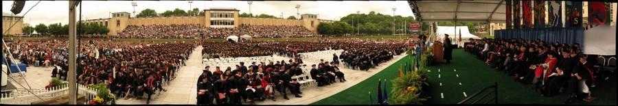 CMU Commencement 2011 7