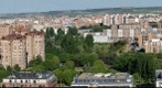 Valladolid desde el cerro de las Contiendas