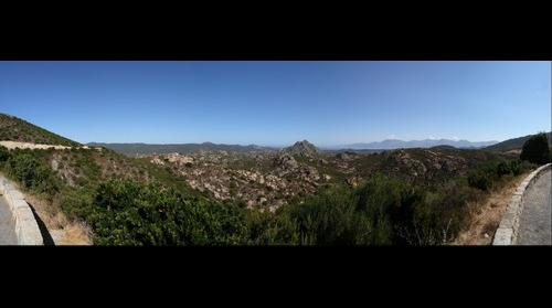 NW Coast Corsica
