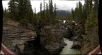 Athabasca Falls, Jasper Alberta