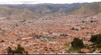 Cusco, Peru cityscape 