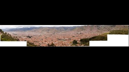 Cusco, Peru cityscape