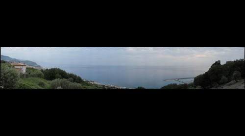 Panorama di Cetraro