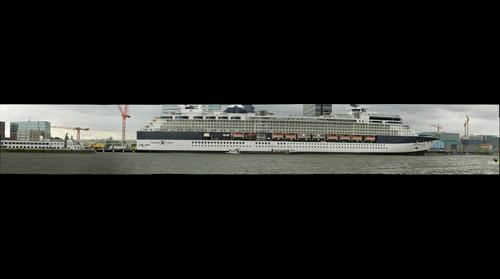 Celebrity Constellation in Amsterdam