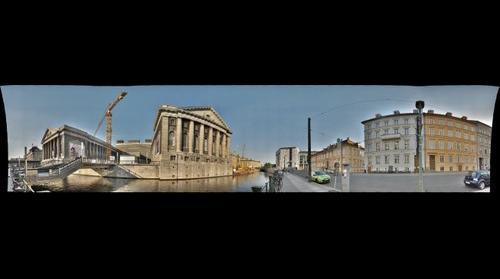 Berlin - Pergamonmuseum / Museumsinsel