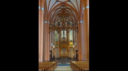 Kirche St. Peter, Duesseldorf