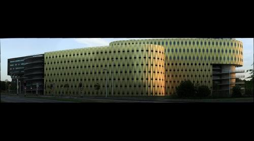 Regus Building, Papendorp, Utrecht, during the Golden Moment