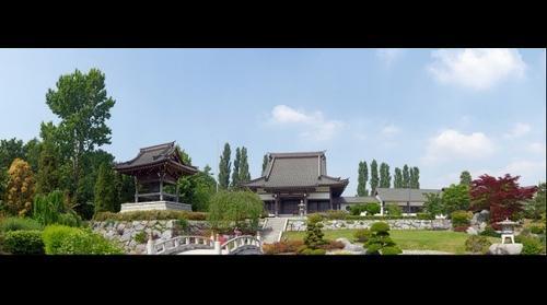 Japanischer Garten in Duesseldorf