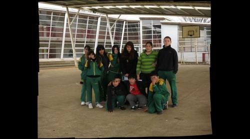 Septimo Escuela El Bosque
