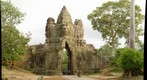 Victory Gate, Angkor Thom, Cambodia